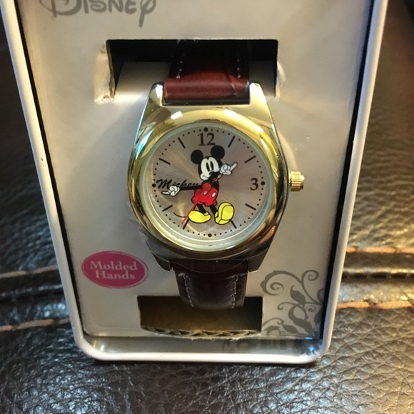 Mickey Mouse Accessories - Mickey and Minnie watches